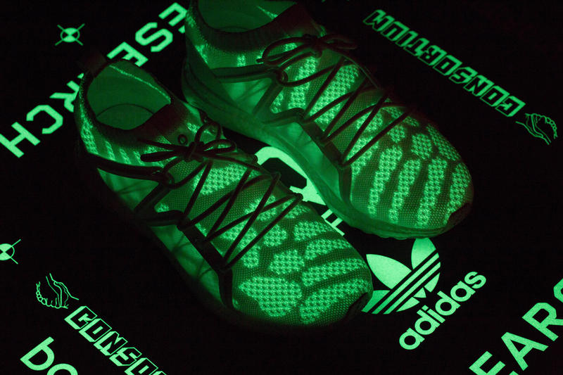 timeless design ca62b 3432e BAIT x adidas Consortium M.O.D. Cage EQT Support