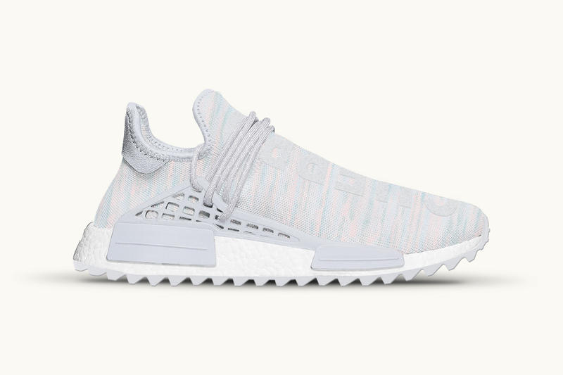 b8162e8f8 As seen on Pharrell Williams some months back. Pharrell adidas nmd trail  human race BBC