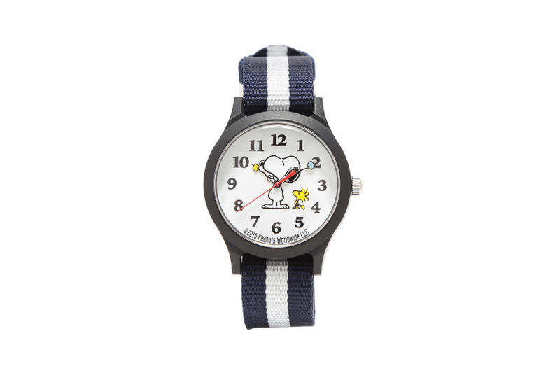 BEAMS Seiko Peanuts Watch Collection Charlie Brown Snoopy Linus Accessories Fashion Japan Retail