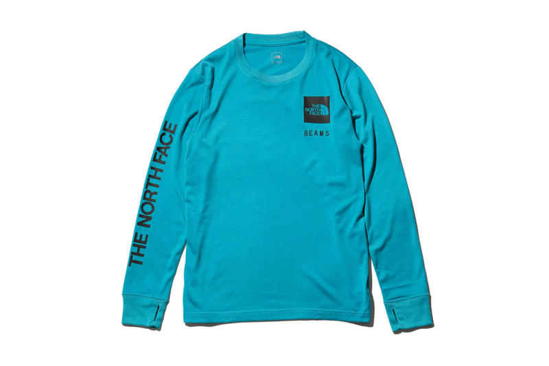 BEAMS The North Face 2017 Fall Winter Collaboration Capsule Collection September 16 Release Date Info Expedition Tan Teal Black Jackets Pants