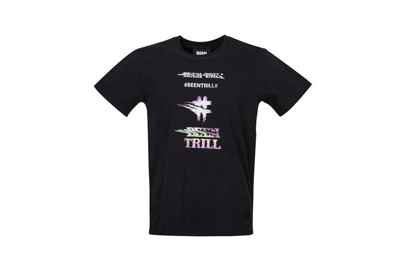 Been Trill D-Mop space punk collection lookbook