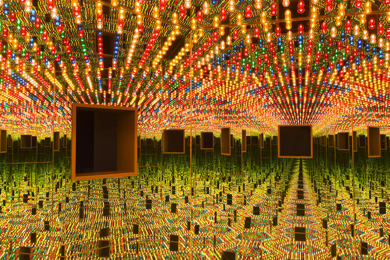 Yayoi Kusama Museum Tokyo Japan Gangster Doodles MoMA Museum of Modern Art New York City Rone Omega Project Artwork Exhibit Show