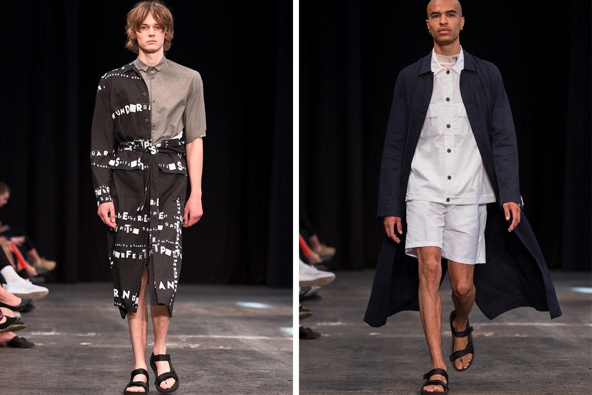 Best Labels Copenhagen Fashion Week Labels 2017 Newline HALO Verena Schepperheyn HAN KJØBENHAVN Uniforms for the Dedicated HÆRVÆRK