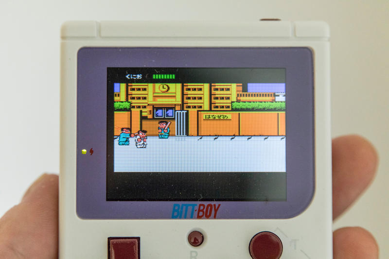 BittBoy Retro Pocket Console