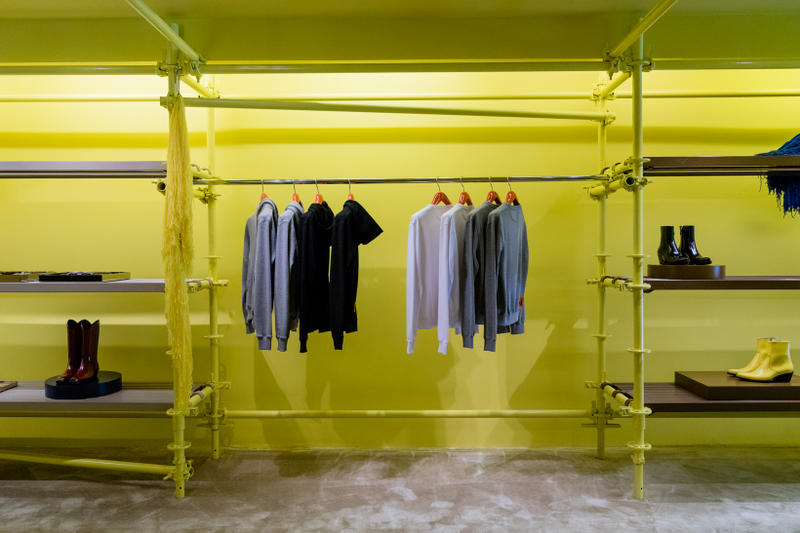 New Calvin Klein Store Sterling Ruby Raf Simons