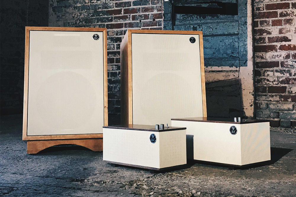 Capitol Records Klipsch Heritage Speaker Collection Speakers Line Lineup Bluetooth