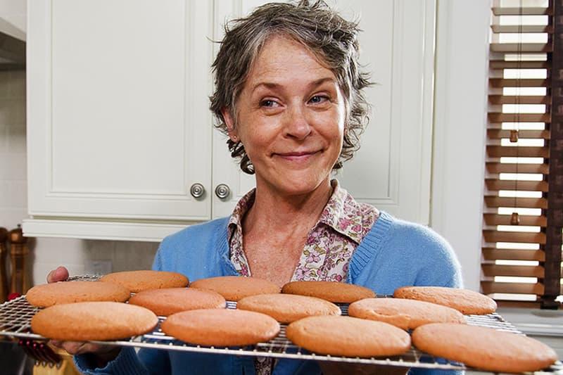 Carol Cookies from The Walking Dead