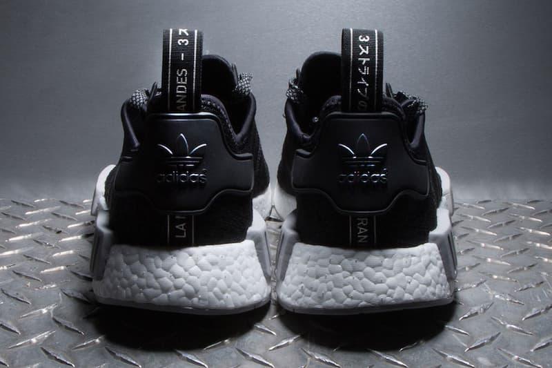 "adidas Originals NMD ROLLERKNIT ""BLACK REFLECTIVE"""