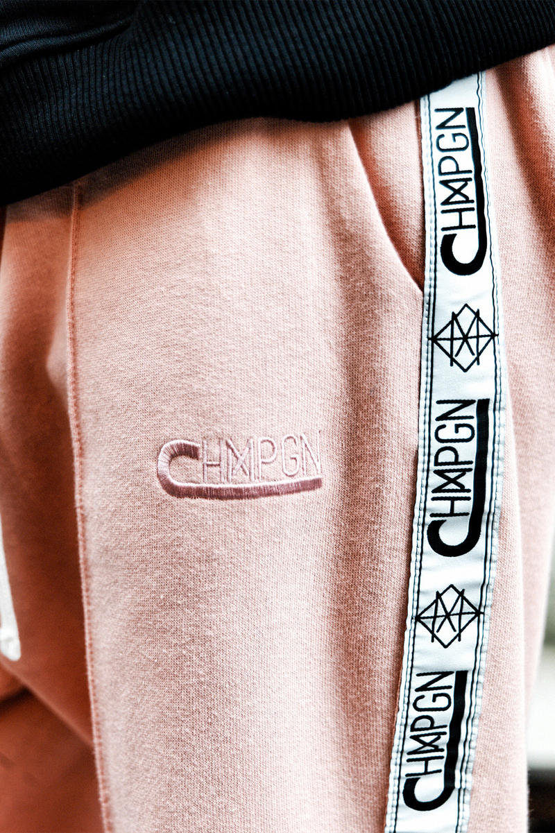 CHMPGN and Caliroots 2017 fall winter lookbook