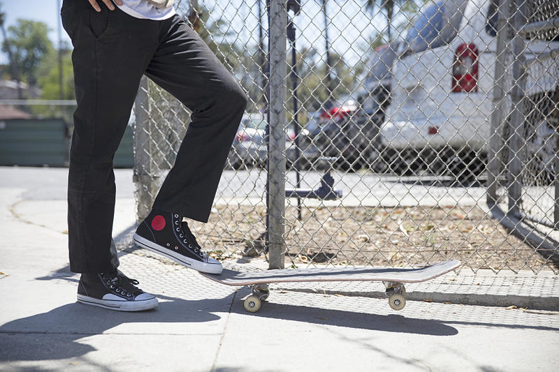 Chocolate Skateboards Converse CONS Collection Collaboration Kenny Anderson One Star Chuck Taylor All Star September Release Date Info