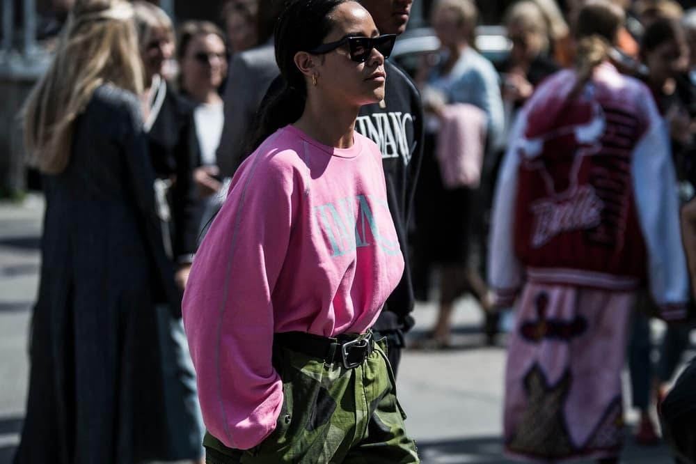 Copenhagen Fashion Week 2018 Street Style
