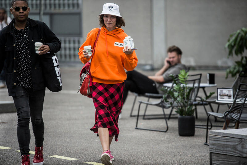 Copenhagen Fashion Week 2018 Street Style