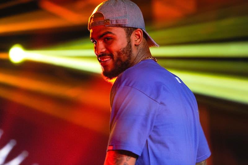 Dave East Paranoia A True Story Tracklist Jeezy Nas Wiz Khalifa Chris Brown