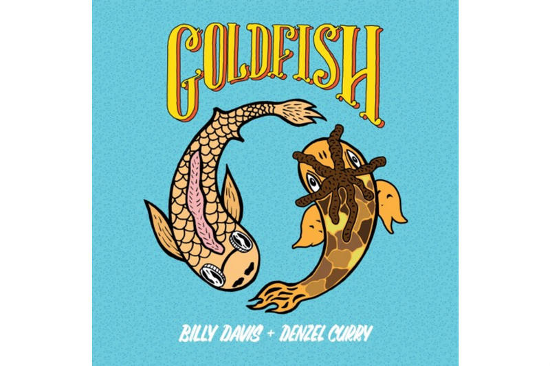 Denzel Curry Billy Davis Single Album Stream 2017