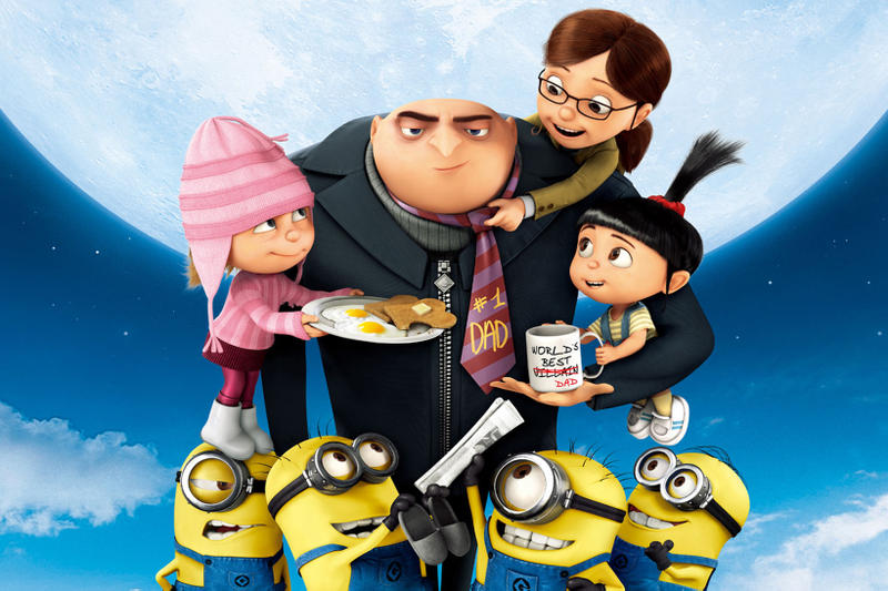 Despicable Me Biggest Animated Franchise