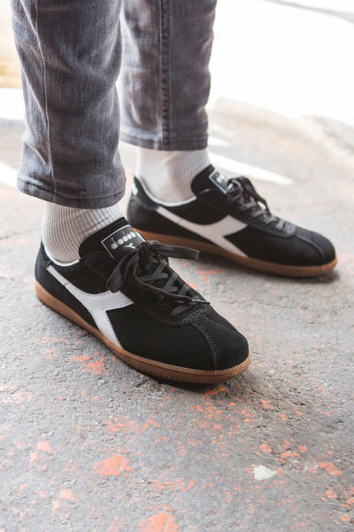 Diadora 2017 Fall Winter collection lookbook Live Your Passion Campaign Video Tommy Genesis Execute Markel Williams Naleye Junior Lucas Bin Leandre Sanders sneakers clothes fashion style