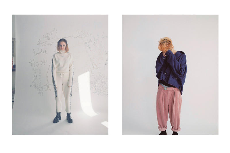 Doublet 2017 Fall Winter Collection Lookbook