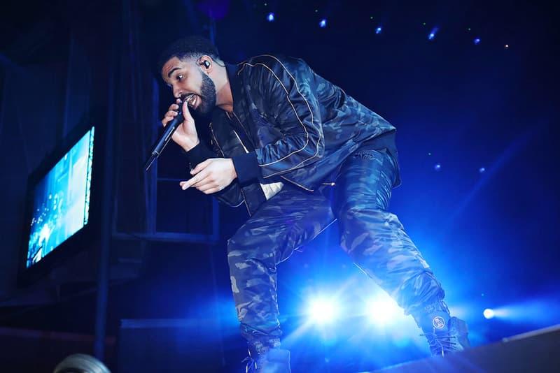 Drake The Weeknd Album OVO Fest 2017