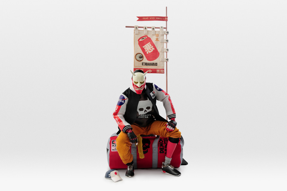 """Easy Demons Club Releases Limited Edition """"HANNYA BOY"""" Collectible Figure"""