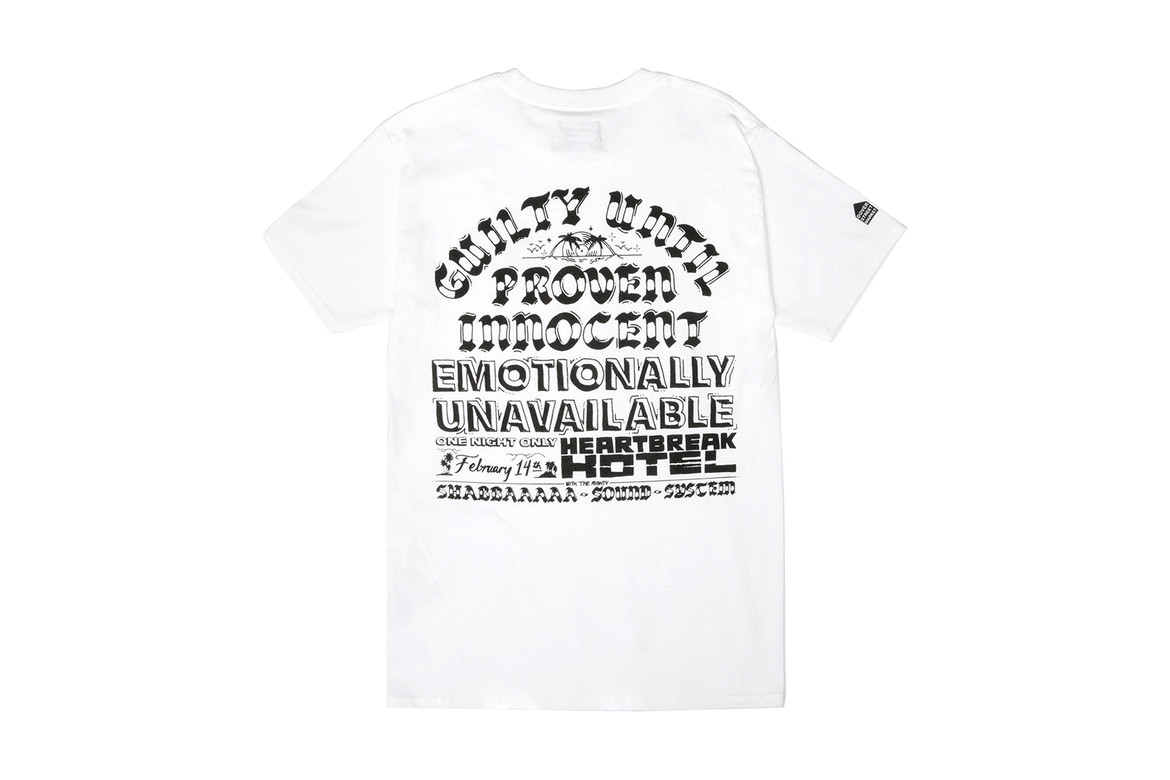 Emotionally Unavailable for Dover Street Market Collection   HYPEBEAST