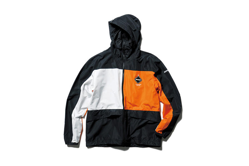 FCRB 2017 Fall Winter First Delivery Part 2 August 26 Saturday Release Date Info SOPH Jackets Navy Orange Black
