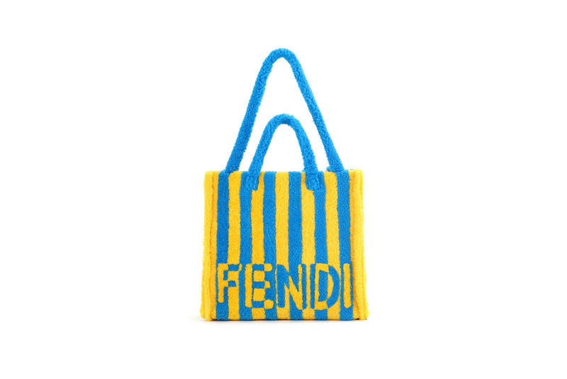 Fendi Dover Street Market New York Pop Up Exclusive Collaboration Capsule Tshirts Footwear Bags Accessories Release Date Info September 7