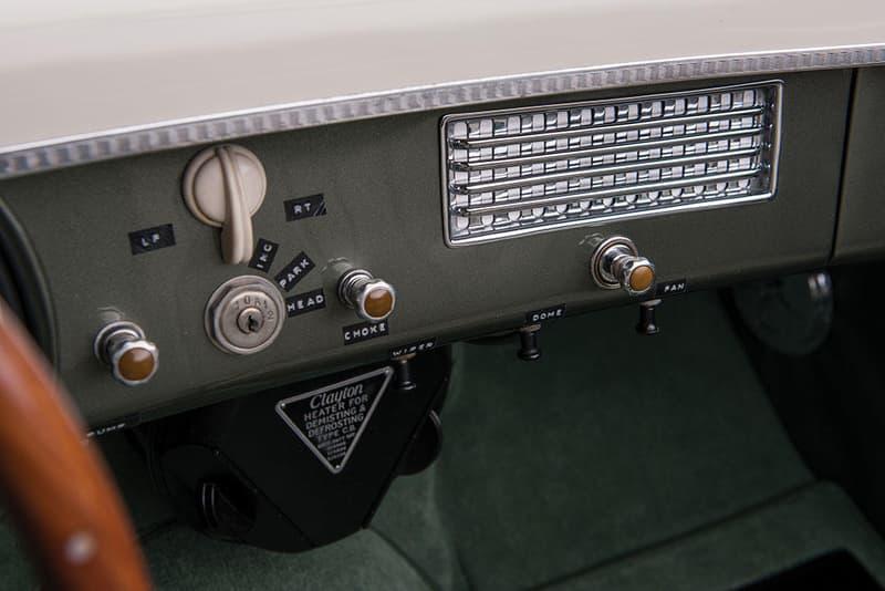 1952 Ferrari 342 America Vignale Auction Elites Classic Car RM Sotheby 3 Million USD Rare Vintage