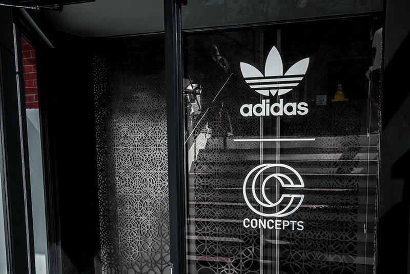 First Look at adidas   Concepts New Boston Store  6a85cd64d