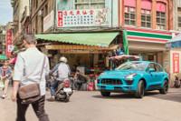Photographer Florian W. Mueller Teamed up With Porsche to Capture Precious Fleeting Moments in Taipei