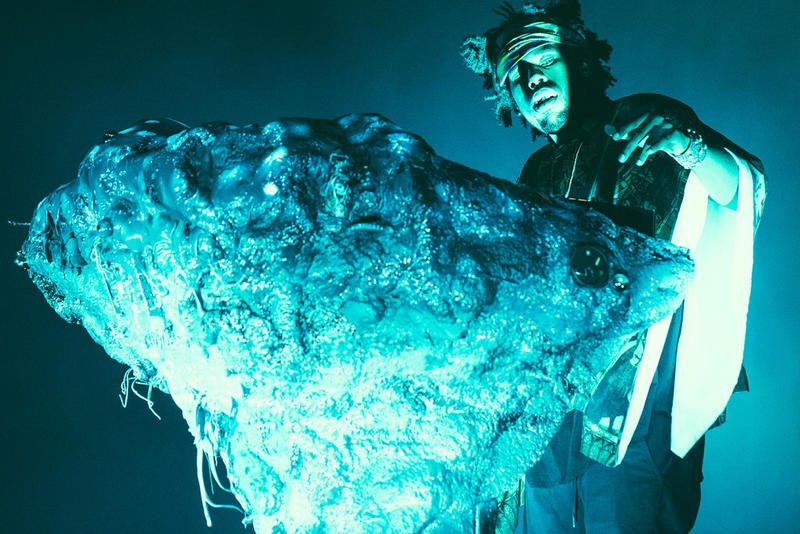 Flying Lotus 2017 US Tour Dates New 3D Live Show