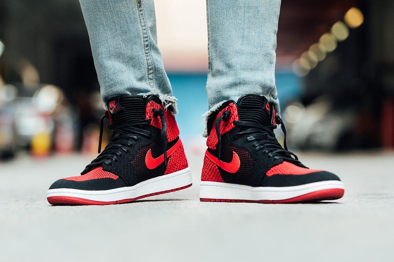 Air Jordan 1 Flyknit \