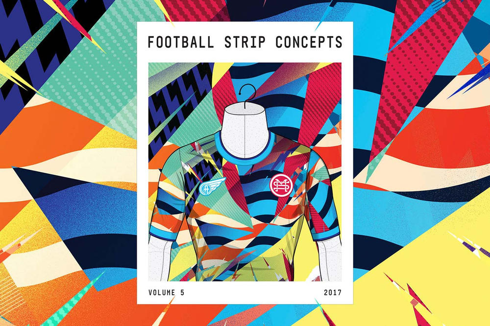 Football Strip Concepts Volume 5