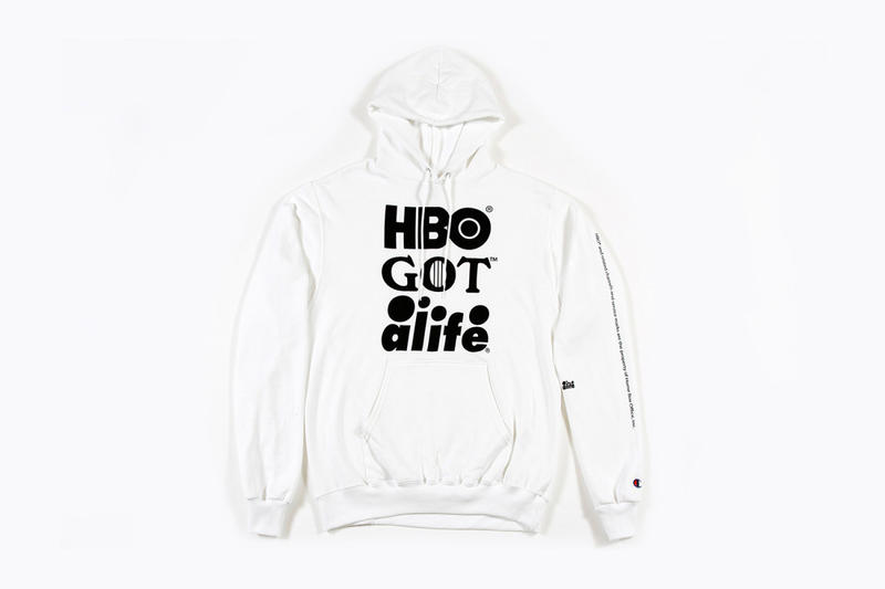 ALIFE Creates a Limited Edition Hoodie for the  Game of Thrones