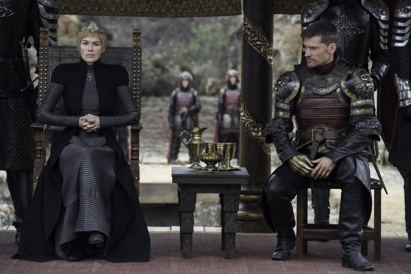 Game of Thrones Season 7 Finale Most Watched Episode The Dragon and the Wolf GoT Ratings HBO
