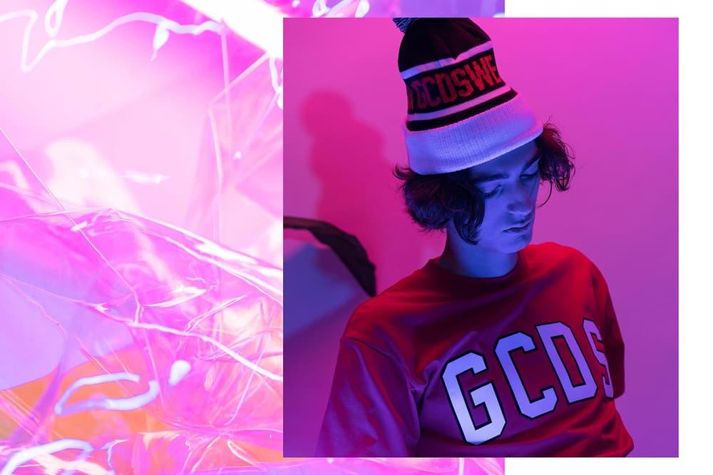 GCDS 2017 Fall Winter Editorial HBX HYPEBEAST Store