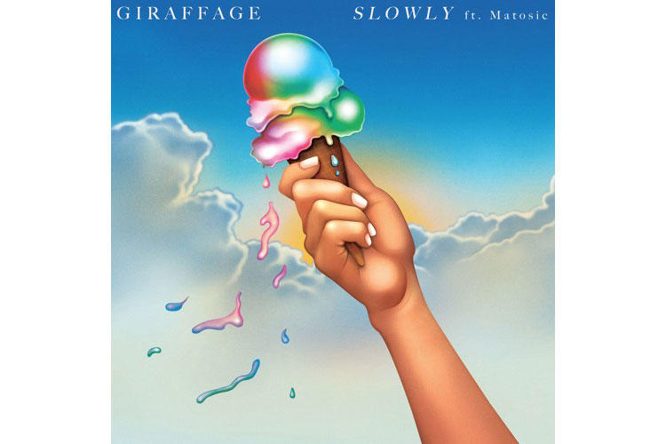 Giraffage New Single Slowly