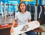 Skate Legend Rodney Mullen Helps Launch Globe's Hong Kong Flagship Store