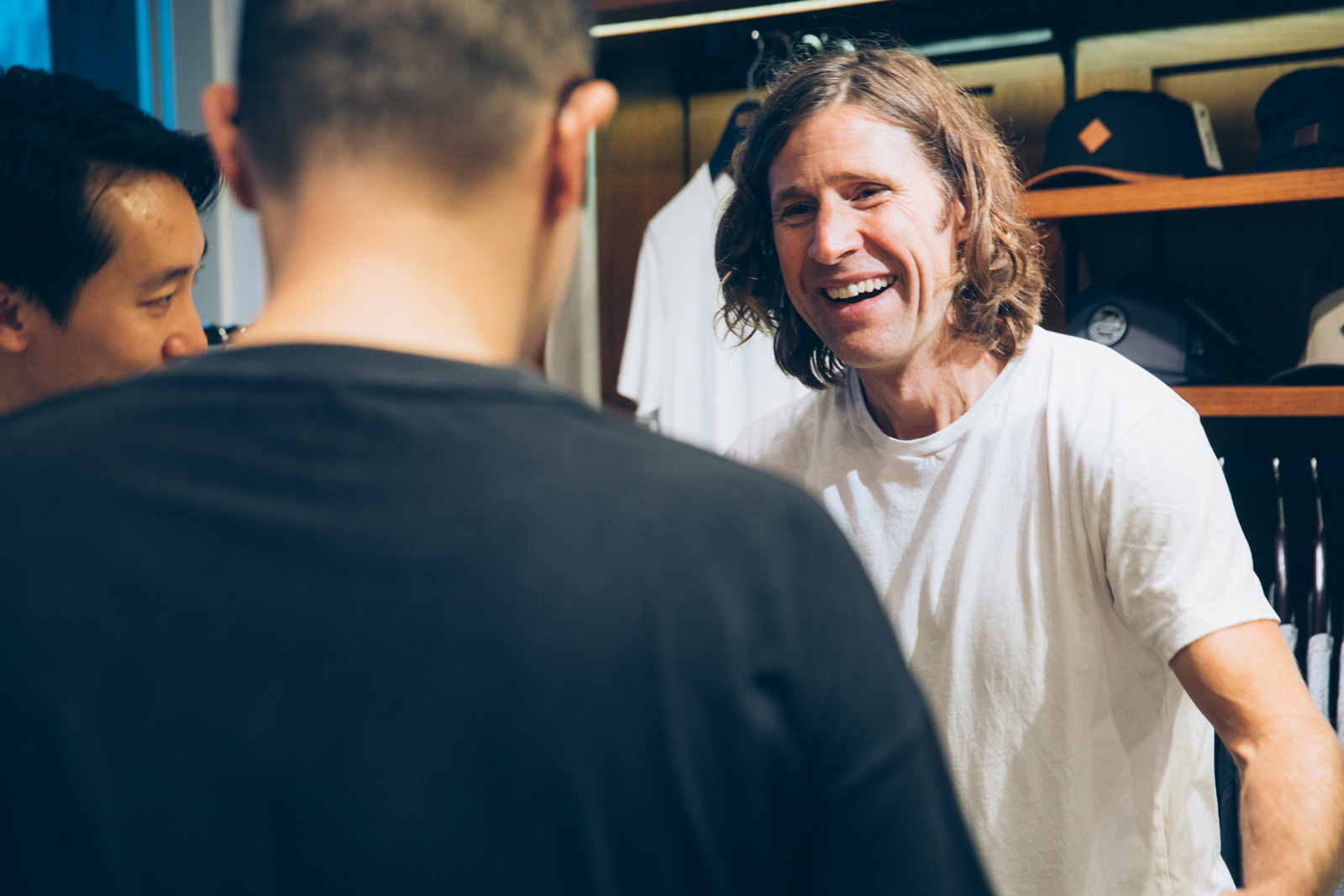Globe Hong Kong Cabin Store Launch Party Rodney Mullen