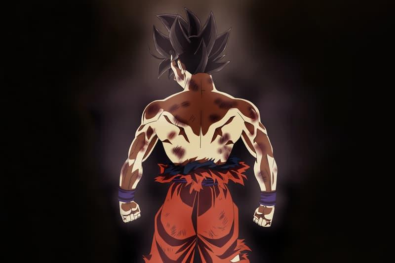 Goku New Super Saiyan Form Confirmed V-Jump Silver Eyes