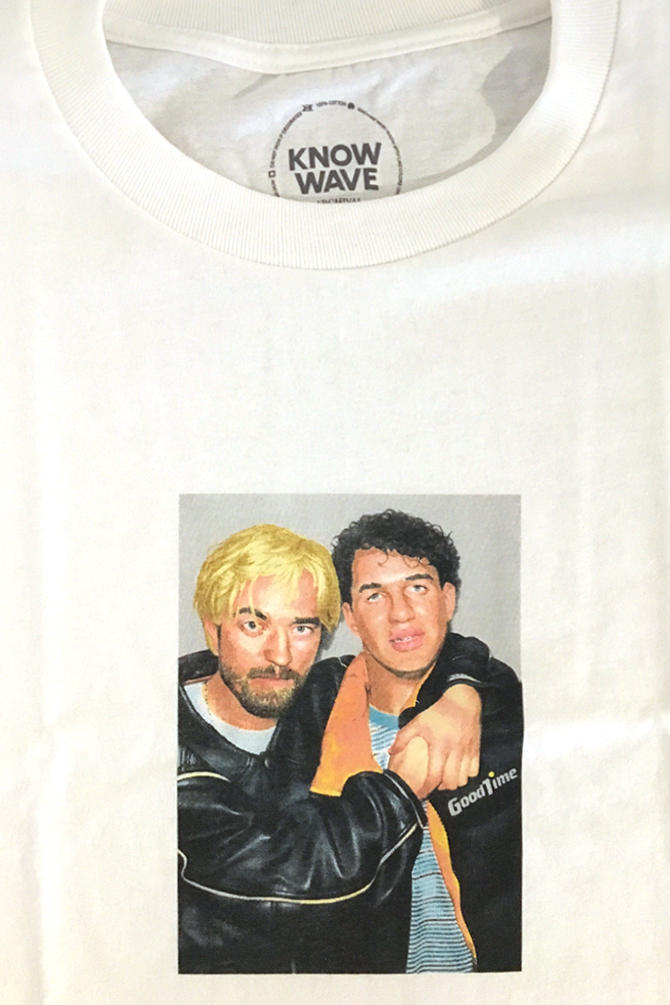 Know Wave x 'Good Time' Movie T-Shirt