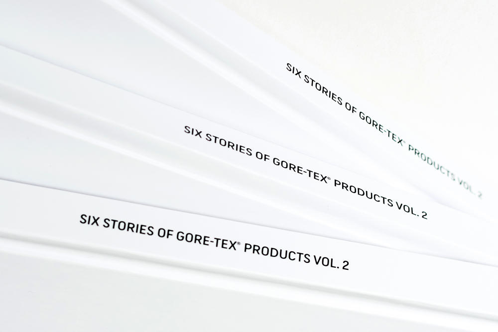 Six Stores of GORE-TEX Vol. 2 Norse Projects Off-White ACRONYM