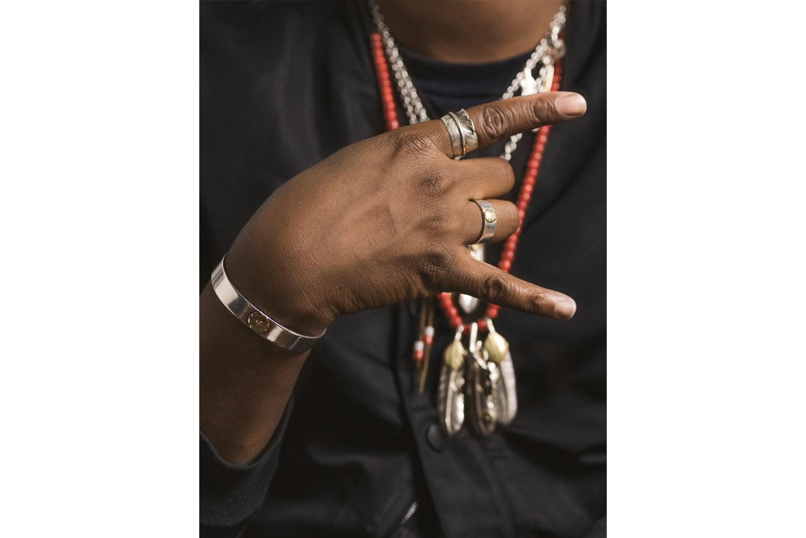 Goro's Silver Jewelry