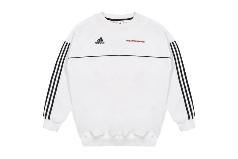 Gosha Rubchinskiy Dover Street Market London adidas Football Fashion Apparel Sportswear Clothing Footwear Accessories