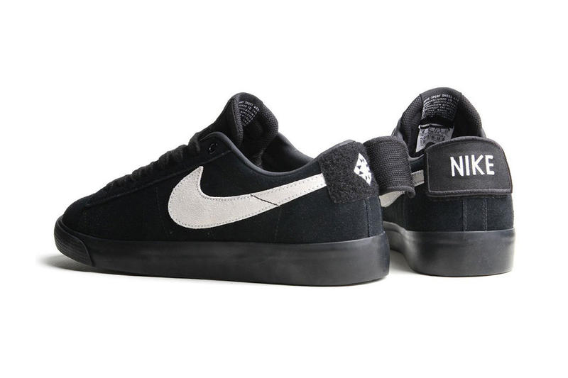 competitive price d2bcb 1463d Grant Taylor Nike SB Air Zoom Blazer Low GT Velcro