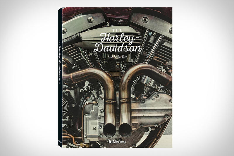 Harley-Davidson Book Explores Motorcycle History | HYPEBEAST