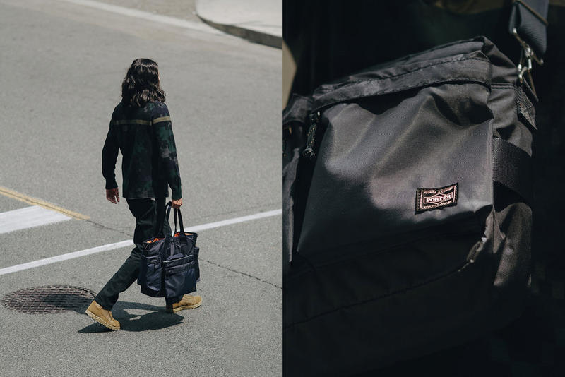 HAVEN Those Who Wander Bag Editorial