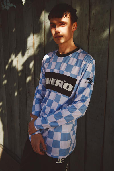 House of Holland Umbro 2017 Fall Winter Collection Lookbook