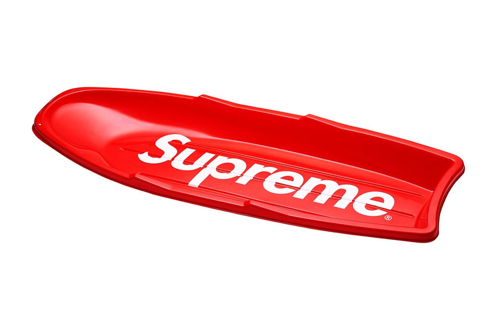 Supreme 2017 Fall Winter Lifestyle Accessories Poll Vote