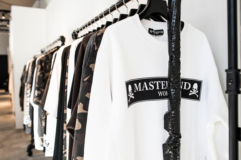 mastermind Tokyo 2017 Pop-Up