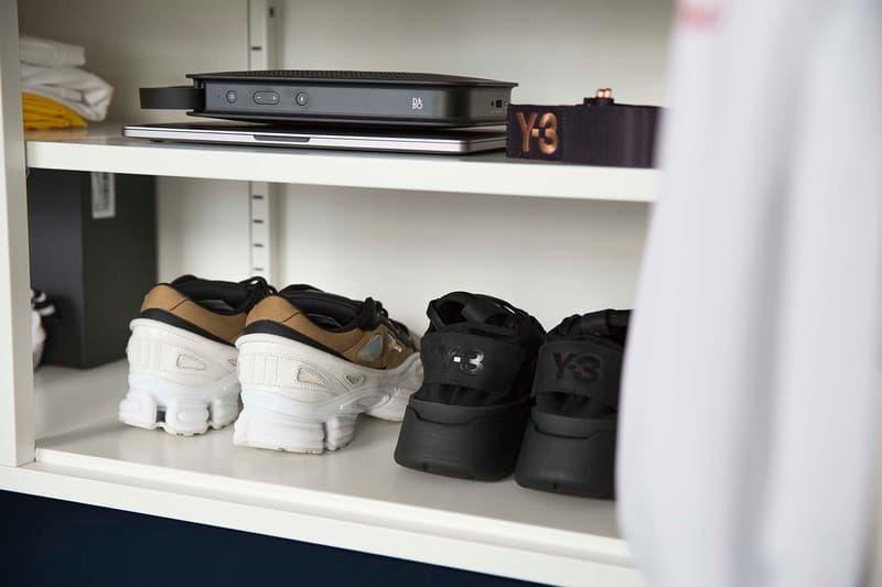 LOIT Giveaway Vetements Gosha Raf Simons adidas apple stone island